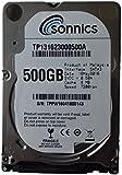 Sonnics 500GB 2.5 SATA 6.0Gb/s 7200RPM 8MB Cache Internal hard drive (500GB)