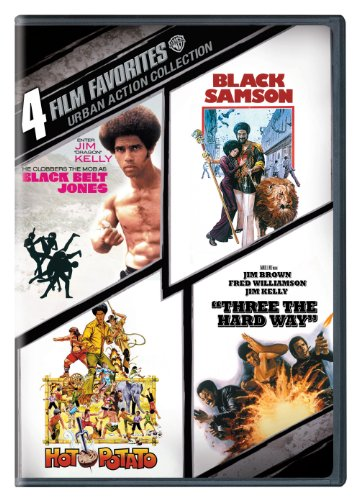 4 Film Favorites: Urban Action (2pc) / (Ws Ecoa) [DVD] [Region 1] [NTSC] [US Import] (4 Film Favorites Dvd)