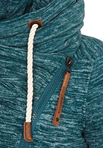 Naketano Female Zipped Jacket Jüberagend Woodland Melange
