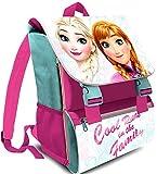 gibra Disney Frozen Die Eiskönigin Schultasche Schulrucksack, 44 cm, Art. 9502