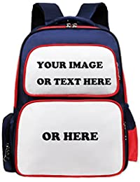 Preisvergleich für SCOFEEL SPORT Mini Backpack Kinder Rucksack Schulrucksack Kindergartentasche für Benutzerdefinierter Name/Text...