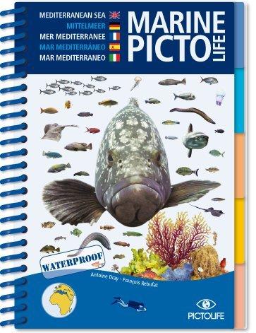 Marine Pictolife Mer Mditerrane : Waterproof