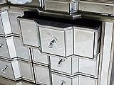 Classique Range–Sechs Schubladen verspiegelt Kommode -