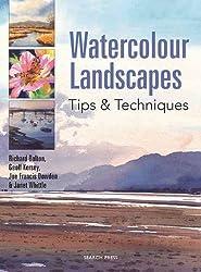 Watercolour Landscapes: Tips & Techniques by Richard Bolton (2010-02-01)