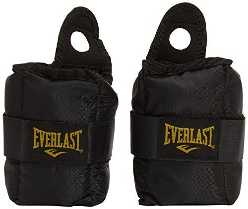 Everlast 14EV2754BK - Muñequera con lastre