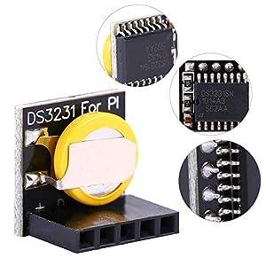 DS3231 RTC Board Echtzeituhrmodul für Arduino Raspberry Pi