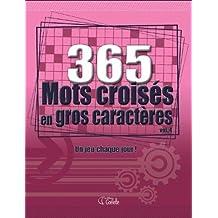 365 MOTS CACHES GROS CARACT N4