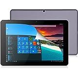 Chuwi Hi12 12.0 Pouces Tablet PC Windows 10 + Android 5.1 Intel Cherry Trail Z8350 64bit Quad Core 1.44GHz 2160 x 1440 Écran IPS 4 GB RAM 64 GB ROM Bluetooth 4.0