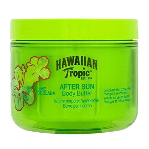Hawaiian Tropic Lime Coolada Body Butter 200ml by Energizer (English Manual)