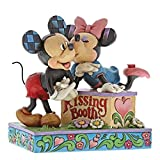 Disney Traditions - Kissing Booth Mickey & Minnie - 6000970