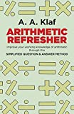 Arithmetic Refresher (Dover Books on Mathematics)