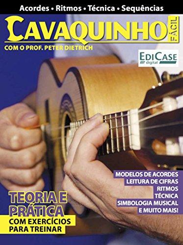 Cavaquinho Fácil Ed. 1 (Portuguese Edition) por Edicase