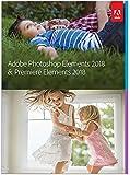 Adobe Photoshop Elements 2018 & Premiere Elements 2018 | Standard | PC/Mac | Disc