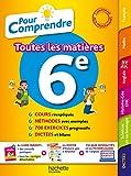 Pour Comprendre Toutes Les Matières 6E...