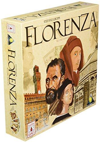Golden Egg Games, Florenza, 2nd Edition by Golden Egg - Egg Golden Games
