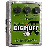 Electro-Harmonix Bass Big Muff Pi Guitar Effects Pedal
