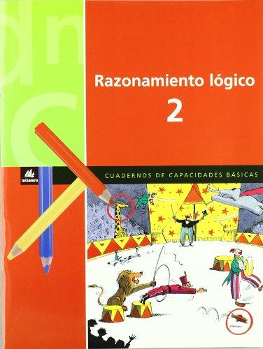 Cuaderno de Razonamiento lógico 2