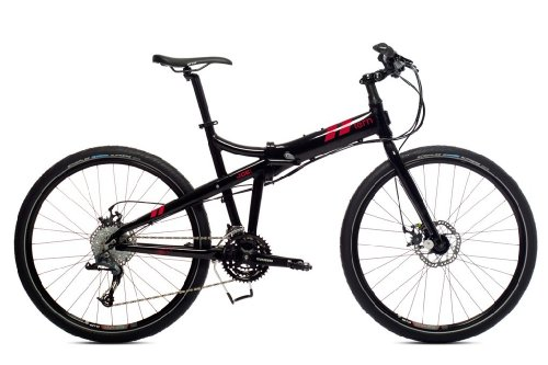 TERN Faltrad Klapprad 26' Joe P24 24-G Sram X7 black / red...