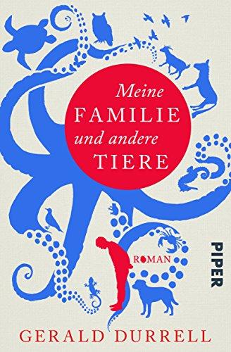 Buchseite und Rezensionen zu 'Meine Familie und andere Tiere: Roman' von Gerald Durrell