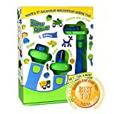 #9: Quill On Boy's and Girl's Motorized Multi-Function Quilling Tool to Coil, Crimp or Make Beads from Paper, 8 Years (Blue, QT)