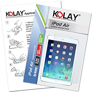Kolay 6 Pack Screen Protectors for Apple iPad  - - iPAD AIR