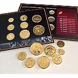 Monedas de ESPAÑA - Las últimas pesetas bañadas en Oro de 24 quilates