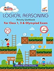 Perfect Genius Logical Reasoning Activity Workbook for Class 1, 2 & Olympiad E