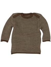 Disana Melange - Jersey para bebé, de lana de merino