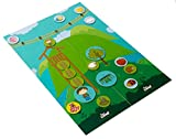 Plukkido Land board game to manage sibling rivalry (2in1 game & parenting toolkit)