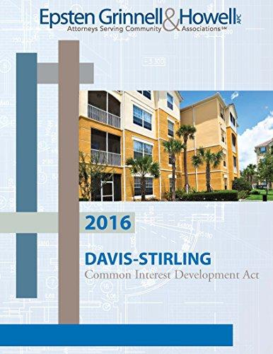 DAVIS – STIRLING COMMON INTEREST DEVELOPMENT ACT 2017 EDITION (English Edition)