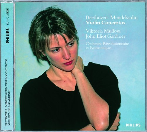BEETHOVEN - MENDELSSOHN - Concertos pour violon