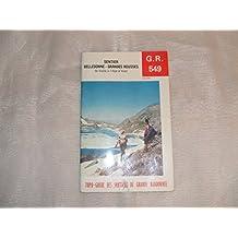 Sentier Belledonne - Grandes Rousses  de Vizille à Alpe d'Huez G.R. 549