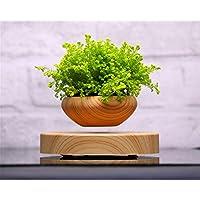 Zomtop levitazione magnetica Aria Bonsai sospensione Flower Pot Pianta in vaso Levitate Tubs