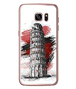 PrintVisa Designer Back Case Cover for Samsung Galaxy Note 7 (Architecture Tourism Tuscany History Europe Landmark)