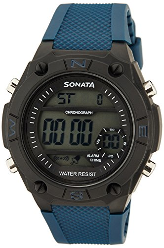 51zcIKunrbL - Sonata 77033PP03 Mens watch