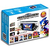 Import - Consola Retro Mega Drive Ultimate Portátil, Edición Sonic 25th Anniversary