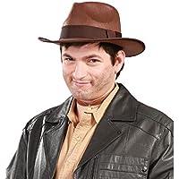 Amazon.es  Indiana Jones - Sombreros para adultos   Sombreros ... 1ae127003b6