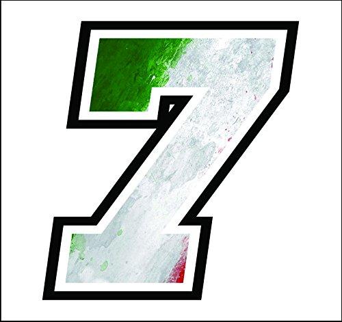 adesivo-numero-7-gara-12-cm-bandiera-italiana-gara-cross-pista-auto-moto-stickers