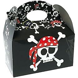 Caja de piratas para fiesta, 24 ud.