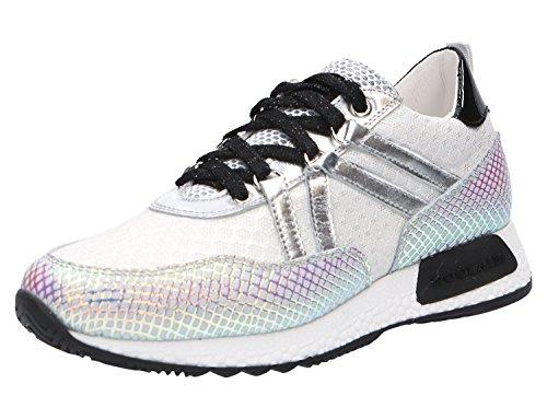 Noclaim Damen Sneaker Weiß