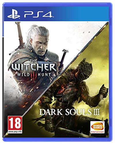 Pack: The Witcher 3 Wild Hunt + Dark Souls III