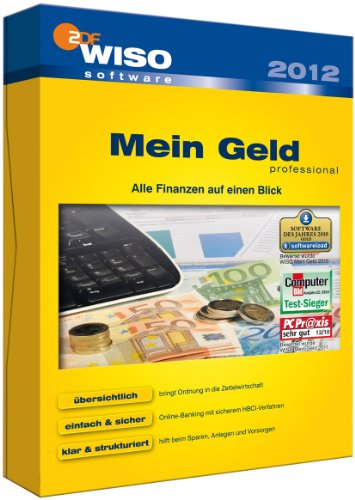WISO Mein Geld 2012 Professional