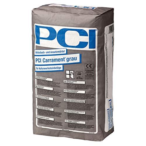 PCI Carrament Natursteinmörtel 25 kg grau