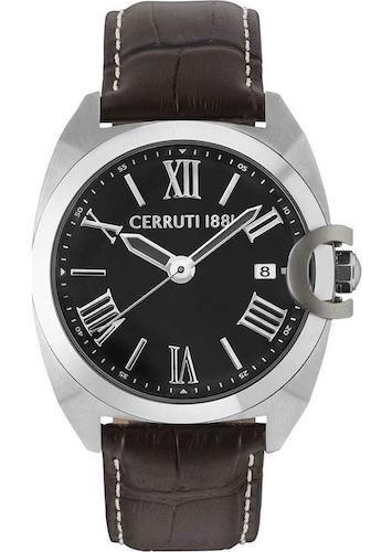 Cerruti 1881 CRA183SN02BR Montre à bracelet pour homme
