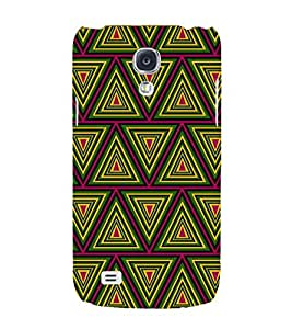 PrintVisa Designer Back Case Cover for Samsung Galaxy S4 Mini I9195I :: Samsung I9190 Galaxy S4 Mini :: Samsung I9190 Galaxy S Iv Mini :: Samsung I9190 Galaxy S4 Mini Duos :: Samsung Galaxy S4 Mini Plus (Girly Pattern Tribal Floral Fabric Culture Rajastan Andhra)