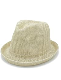 HBR Moda Mujer Hombre Mesh Dad Flat Homburg Beach Hat Padrino Panamá Cap  Beach Seaside Sun 8776485073a