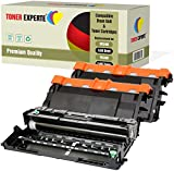 3-er Pack TONER EXPERTE Trommel & 2 Toner kompatibel zu DR3400 TN3480 für Brother DCP-L5500DN L6600DW HL-L5000D L5100DN L5200DW L5200DWT L6300DW L6300DWT L6400DW MFC-L5700DN L5750DW L6800DW L6900DW