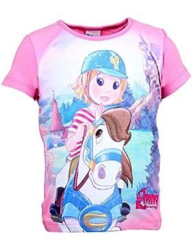 Mädchen Prinzessin Emmy Shirt, pink