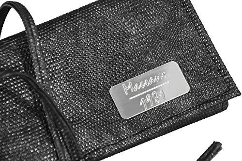 Joyero-enrollable-Massano-1981-en-cuero-de-Legarto-ecologico-100-fabricado-a-mano-en-Italia