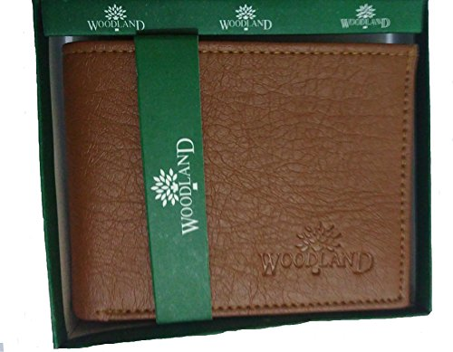 Woodland Brown Men's Wallet  available at amazon for Rs.178